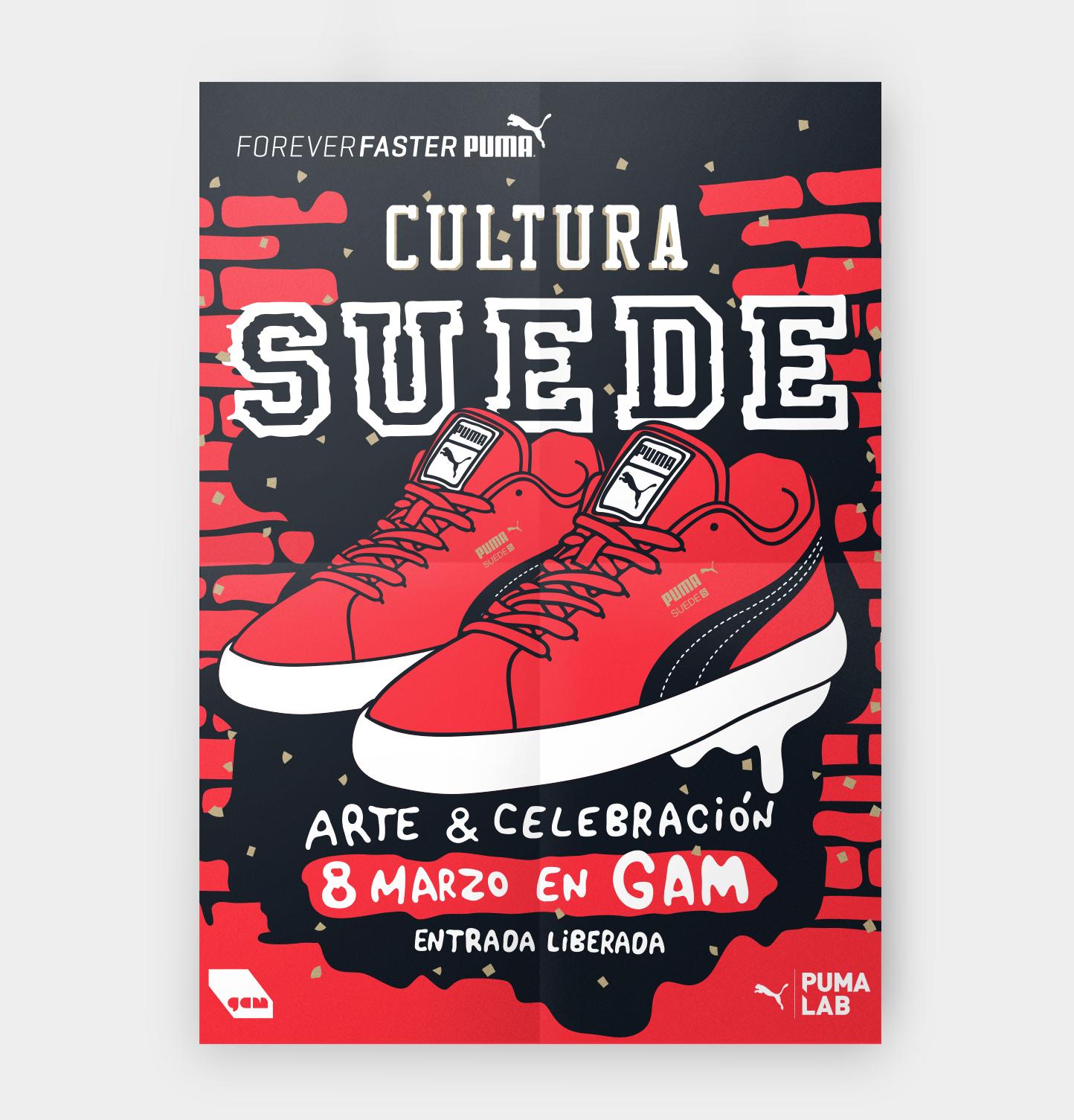 afiche - cultura suede